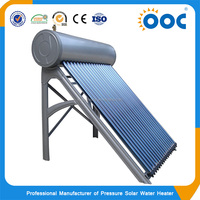2017 Best Price Heating System Energy Water Heater Slogan Pressure Solar Hot Waters