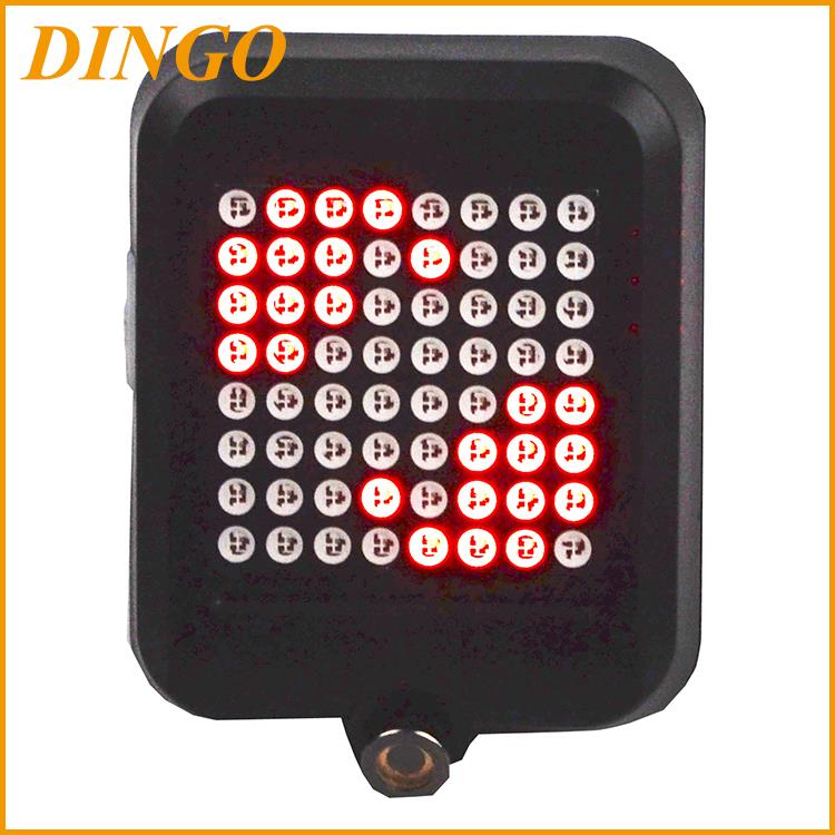 High Quality LED Decorative Bike Light