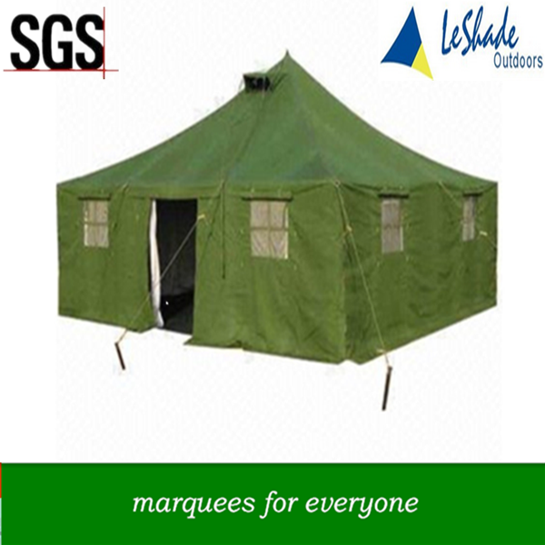 relief tent army tent 2015 new production for sale polyester canvas tent for sale