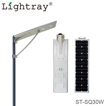 All In One Integrated Solar Led Street Light,10w 20w 30w 40w 60w 80w Integrated Solar Power Street led lighting