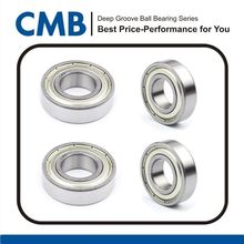 4pcs 689-ZZ 689-2Z 689ZZ Metal Shielded Miniature Ball Bearing 9x17x5mm New