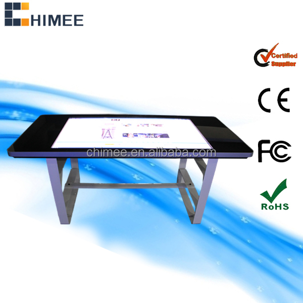 47inch table kiosk touch computer