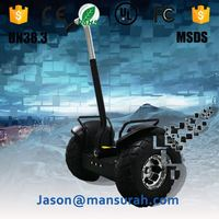 Leadway off-road 1600W Scooter electric mobility scooter electric cargo bicycle one wheel scooter RM09D
