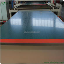 New building material pvc celuka foam board 18mm foam board wpc foam board can be used 30 to 50 times per sheet
