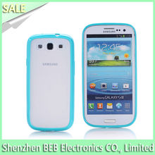 The cheapest tpu case cover for samsung galaxy s3 cover case