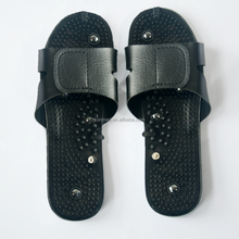Pulse Acupuncture Therapy TENS Slipper Massage for Electrical Stimulator