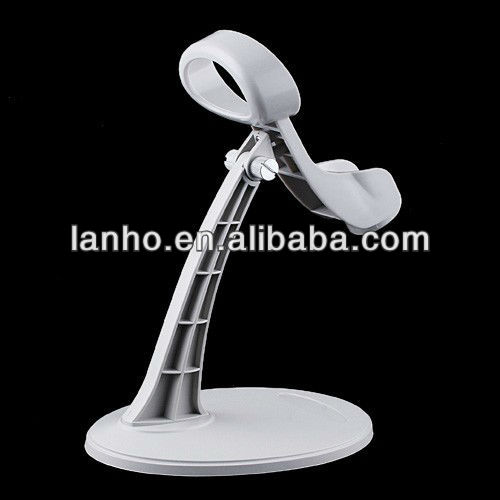 Acan 9800 Laser Symbol Barcode Scanners Cradle Barcode Reader Stand Holder Black