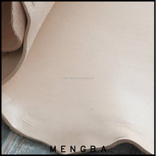 vegetable tanned leather for sale/thickness 3.0mm/cow leather for making bags