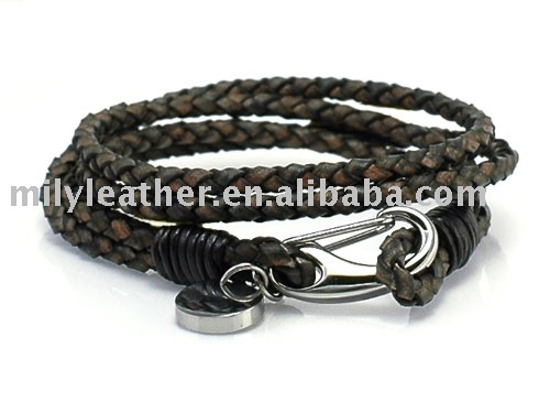 Leather Bracelet MLB1070