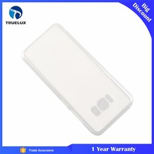 Wholesale Alibaba Soft Clear TPU Case for Samsung Galaxy S5