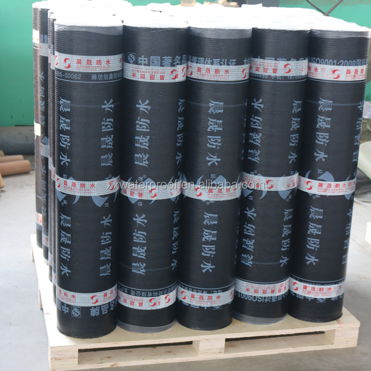SBS bitumen membrane sheets 4mm