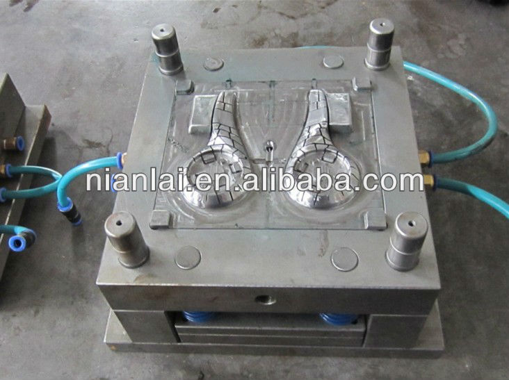 Shanghai Nianlai high-quality 13 Years' Experience Auto part plastic injection mould/moulding/mold/molding