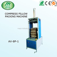 AV-8P shenzhen maps good quality pillow compress packing machine Factory and Professional R&D team