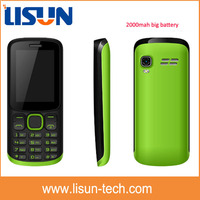2000mah long time battery backup mobile very low price China Mobile phone hot sell in Dubai
