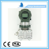 Remote capacitive differential pressure transmitter