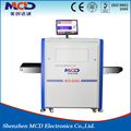 Small size airport x-ray baggage scanner with CE ISO9001 for entrance