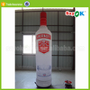 new design inflatable model customs inflatable beer bottle for sale