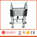 Aluminium alloy quick fold ladder,aluminium lightweight ladder,aluminum telescopic ladder