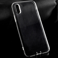 DFIFAN Soft transparent TPU case for iphone x New product 2018 phone cover for iPhone x