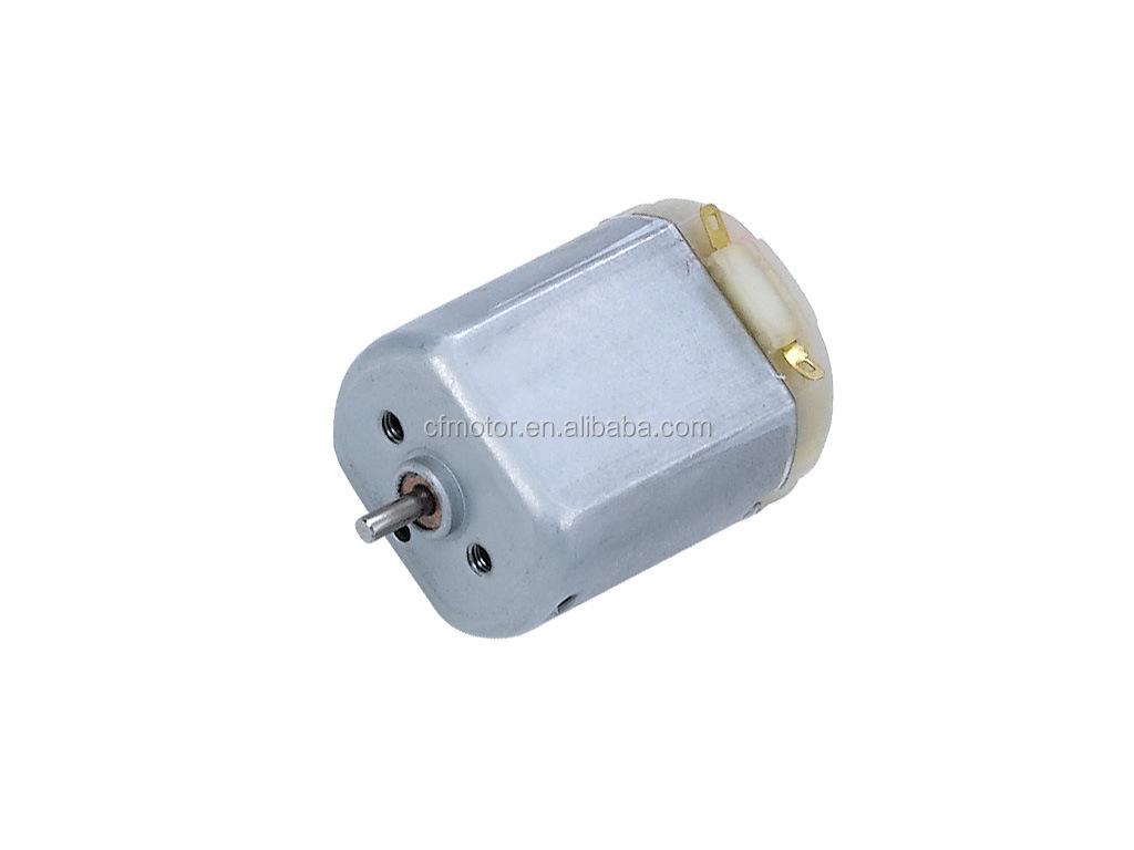 Mini dc motor for door lock actuator 12v fc 280a view for 12vdc door lock actuator