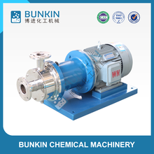 Experienced Professional Factory Single Stage Inline High Shear Mixer emulsifier