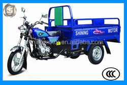 200cc three wheel motorcycle shining motor tricycle