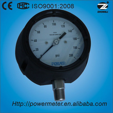 "(YT-115) 4.5"" safety equipment type measuring tool price of pressure gauge"
