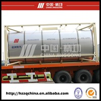 Directly factory Hot Sale 20ft Used ISO liquid Tank Container for shipping