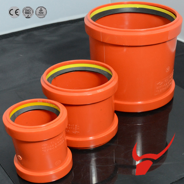 factory price and fast delivery pvc pipe fitting fo pvc roof drain