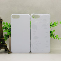 DIY sublimation 3D plastic phone case For OPPO R9S