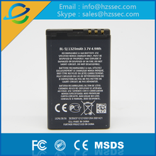 Hot selling in Alibaba replaceable deep cycle battery BL-5J For Nokia 520 520T 525 526