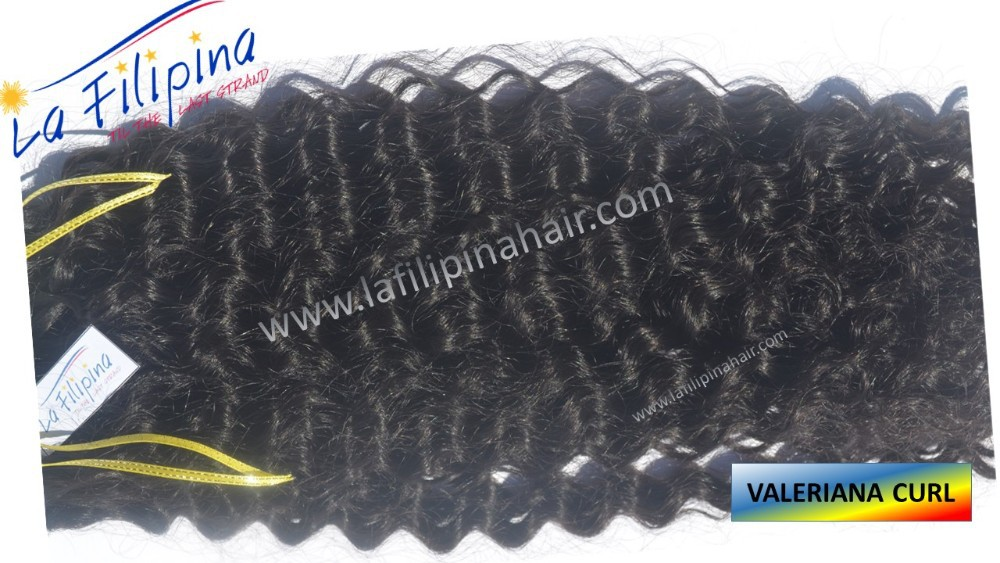 Weft hairs, 100% Filipino human hair, Philippine based factory