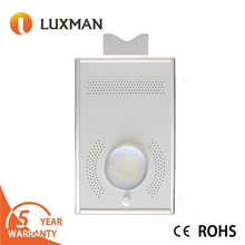 Logo Customized Portugal Lisbon 12w solar led street light for Courtyard lighting