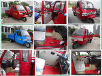 150cc 200cc 250cc 300cc 350cc 400cc 800cc three wheel cargo motorcycle