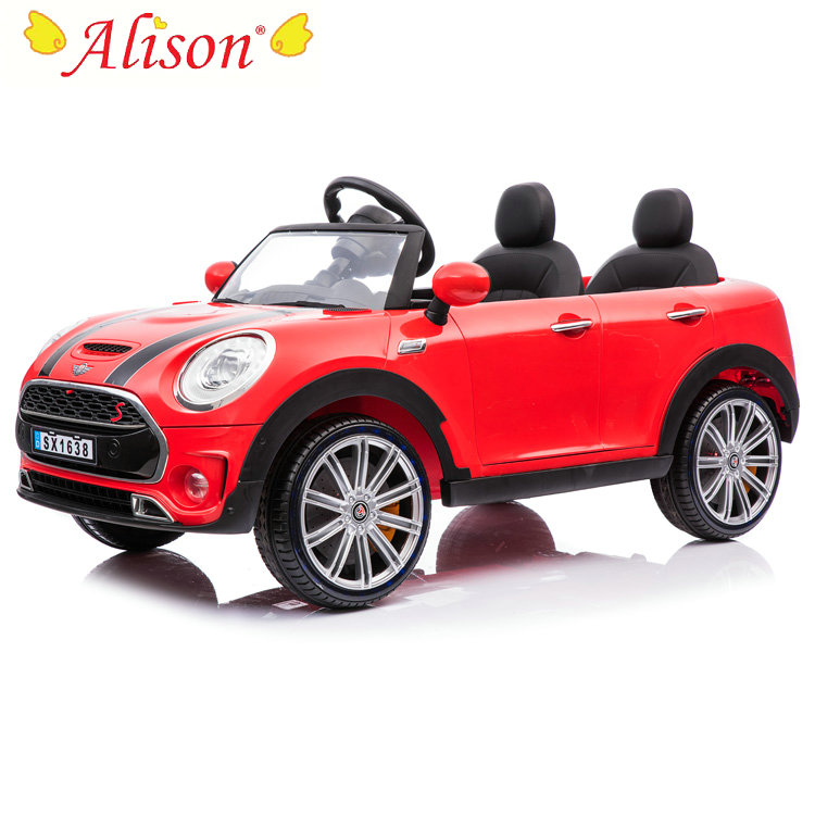Chinese Products Sold Placstic Tire 2 Speed / N 35w*2 / 35w*1 Motor Car Baby Seat