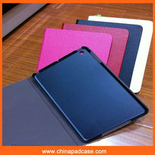 Genuine leather case for ipad mini,Real cow leather case