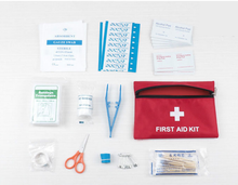 Wholesale Waterproof Travel First Aid Kit 62PCS