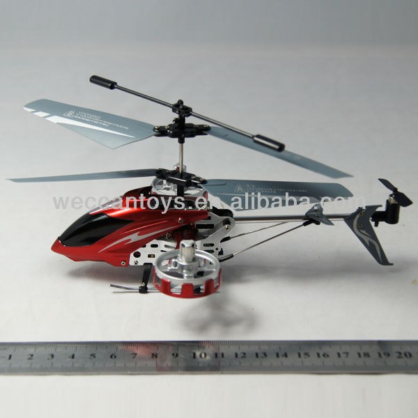 bluetooth controlled Mini AVATAR RC Helicopter Metal Series W/ Gyro