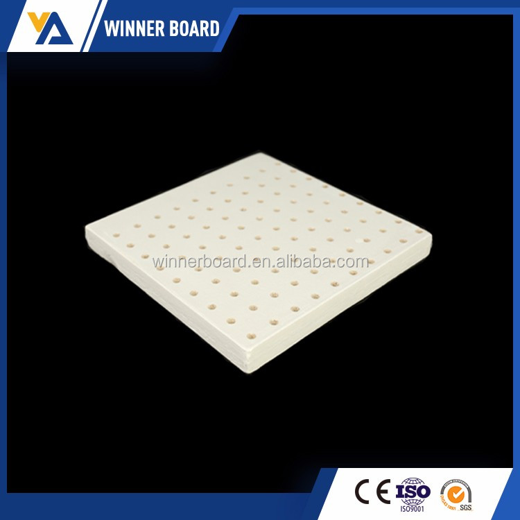WINNER sound -absorbing performance hot stamping PVC Wall Panel, PVC Board For Wall