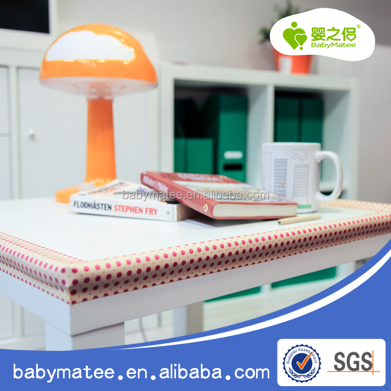 Baby mate Manufacturer furniture corner protection,multi-color edge guard,furniture edge protection
