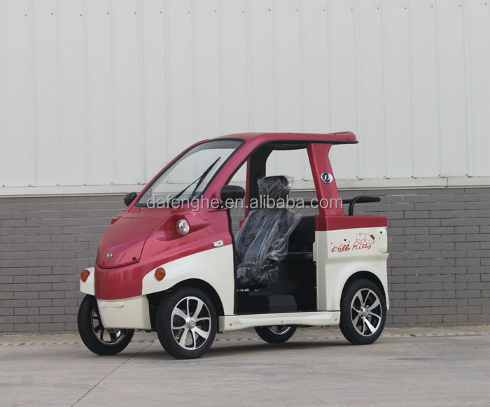 high quality battery Passengers electric golf car