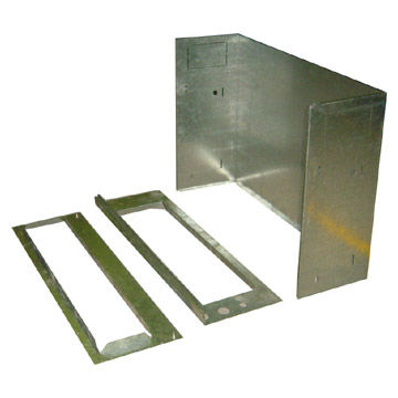Galvanized metal Material sheet metal product