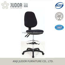 2017 Judor Comfortable New style designer plastic chair mesh chair without armrest
