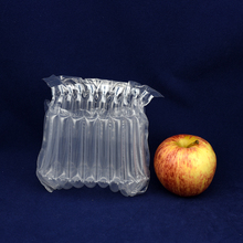 cheapest inflatable air plastic fruit packaging bag mesh food packaging bags protect column bag