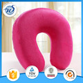 OEM cheap price U shape travel protect the neck memory foam pillow wholesale