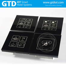 1 Gang to 6 Gang 12V DC IO Touch Switch
