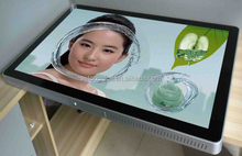 "Digital Signage 15"" 17"" 19"" 22 Inch Wall Mounted Android WIFI 3G LCD Advertising Media Player"