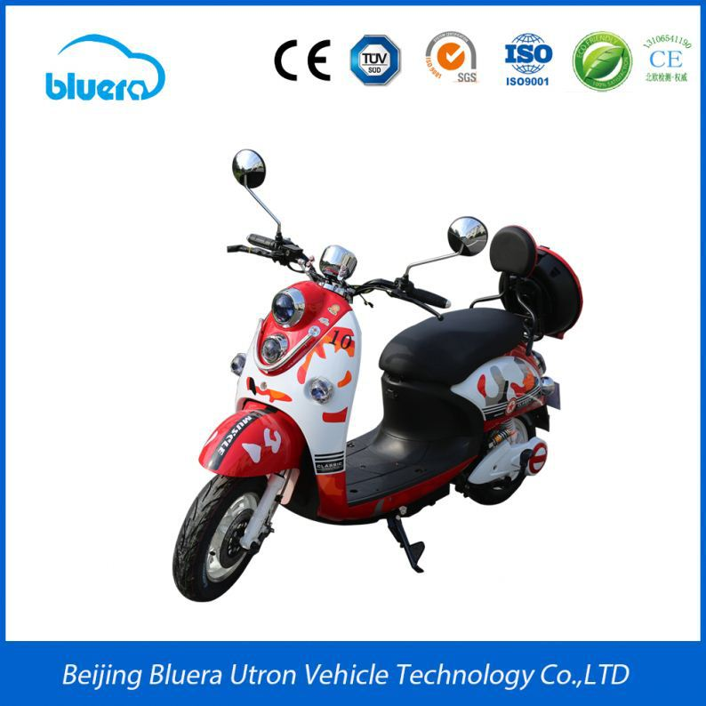 Hight Quality 1000W 60V Cheap Electric Scooter Motorcycle 5000W
