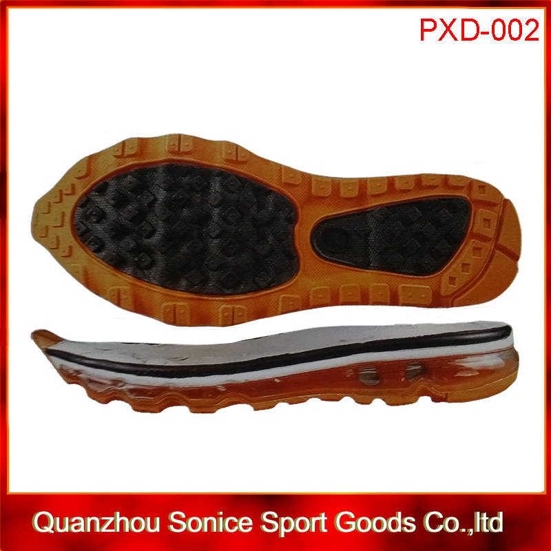 air cushion soles,outsoles with air cushion,air cushion shoe soles