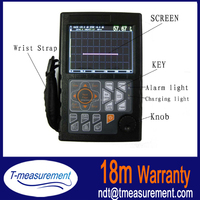 Non Destructive Test For Concrete Ultrasonic Flaw Detector